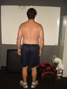 James after (back)