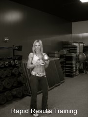 About Laurieann Rapid Results Personal Training